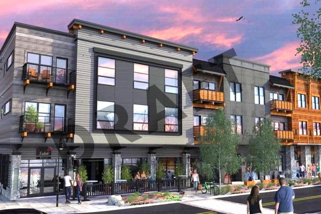 Modern 1 bedroom apartment, Town Center Big Sky - Gallatin Gateway - Flat