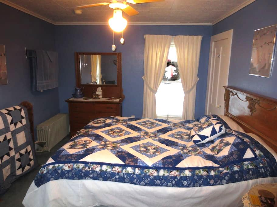 Blue room - Westfield - Penzion (B&B)