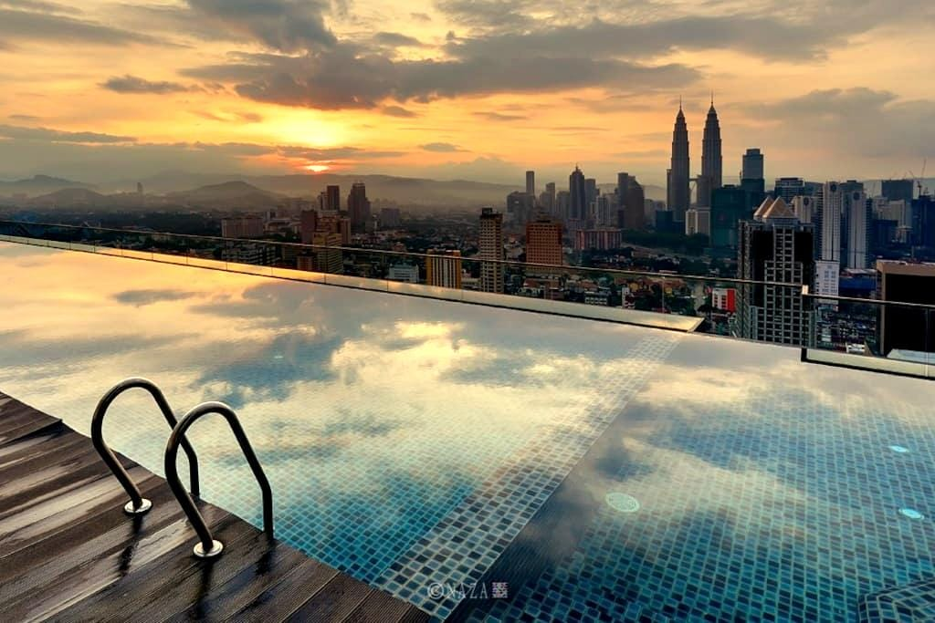 Areena Homes @ Regalia Residence, Kuala Lumpur - Kuala Lumpur - Apartament