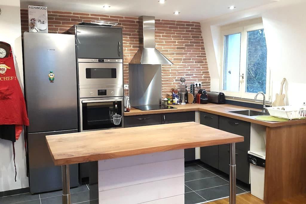 Appartement 45m² - Résidence calme, centre ville - Châtenay-Malabry