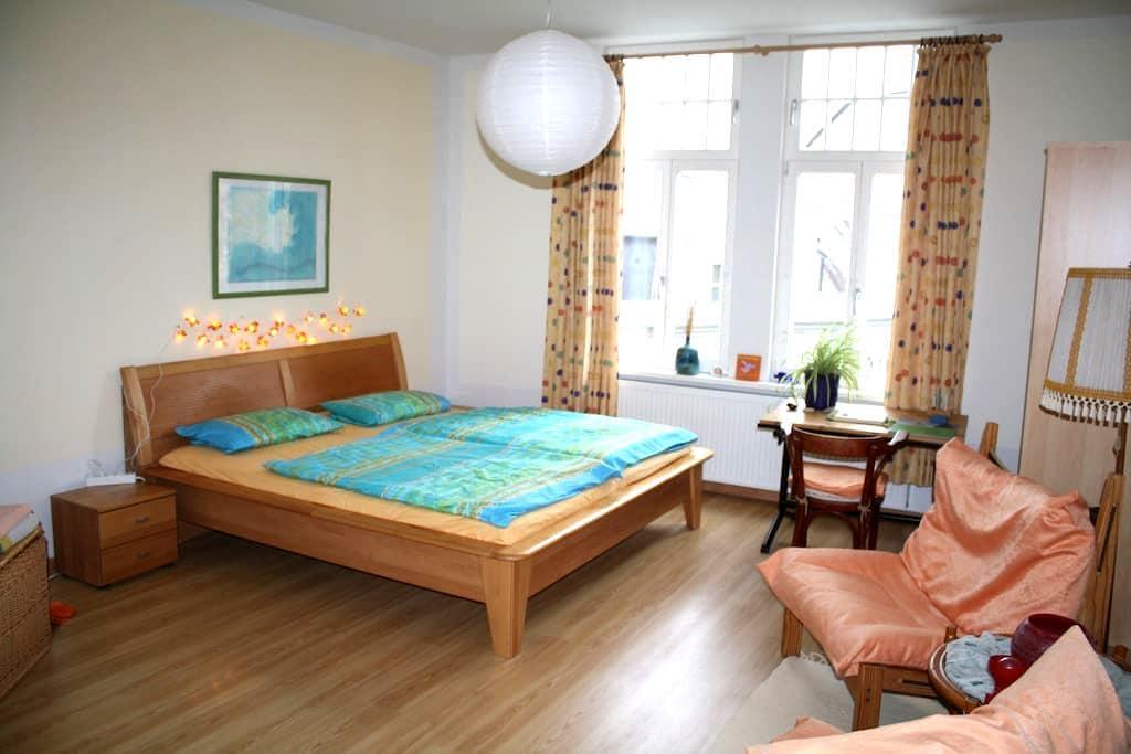 Goslar-City: komfortabel, persönlich - Goslar - Appartement