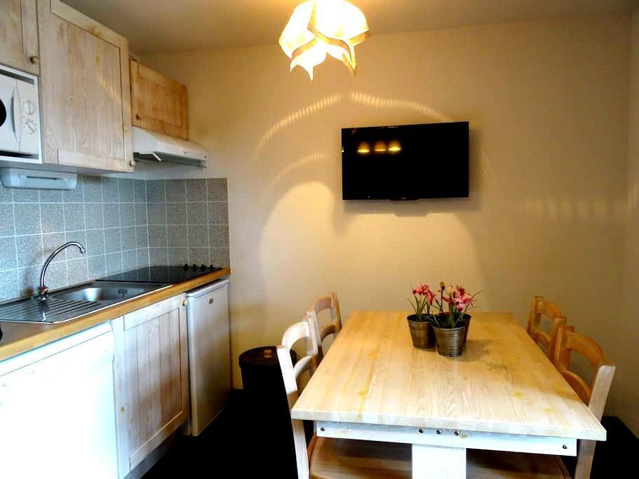 appartement coquet avec vue  - Luz-Saint-Sauveur - Huoneisto
