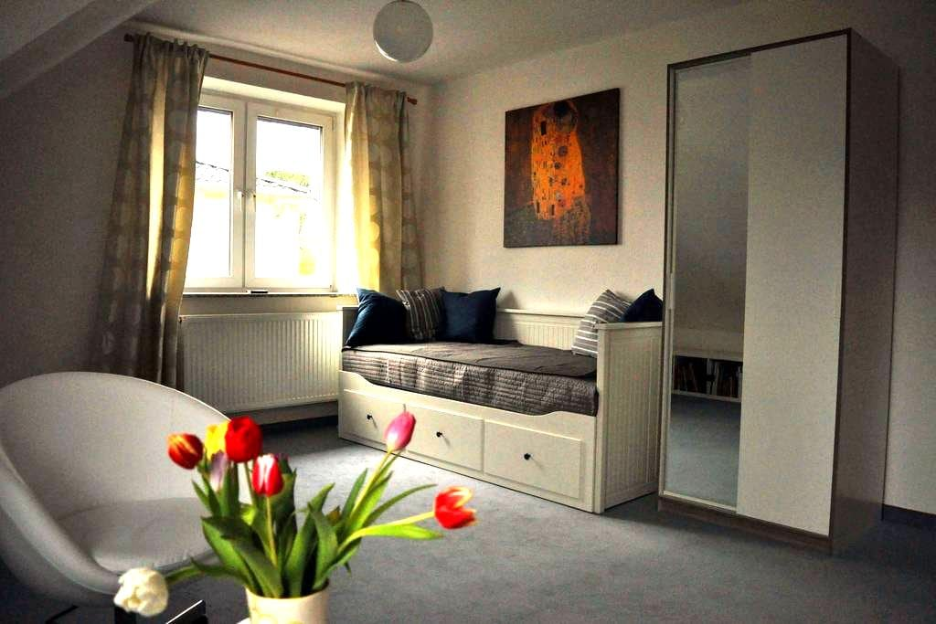 Fair Hannover 5 Min, 2P,WiFi,quiet, house, garden - Латцен - Дом