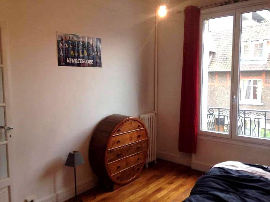 Nice appartment in Boulogne - Metro Marcel Sembat - Boulogne-Billancourt - Apartment