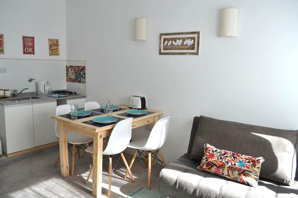 Modern apartments central location - El Chalten - Leilighet