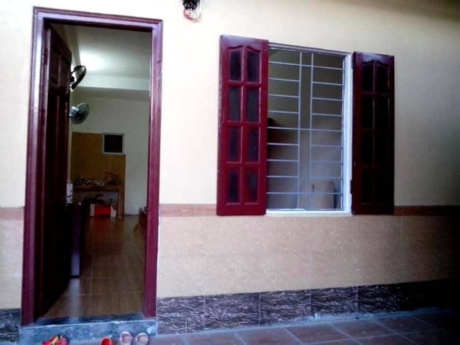 B2B beautyfull bedroom and Cool views - House