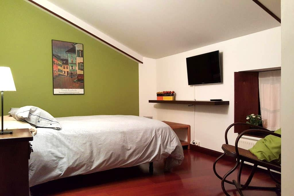 Habitacion con baño numero 3. La mas grande - Zuera - Bed & Breakfast