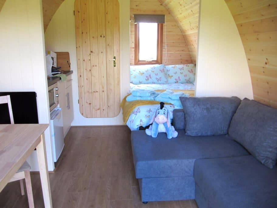 Fully self-contained Glamping Pod - Henley in Arden - Cabaña