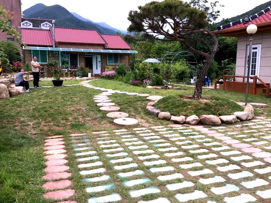 지리산 한가구독체 황토방 - Masan-myeon, Gurve - Jiné