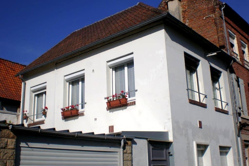 le Saint Jacques - Abbeville - Şehir evi
