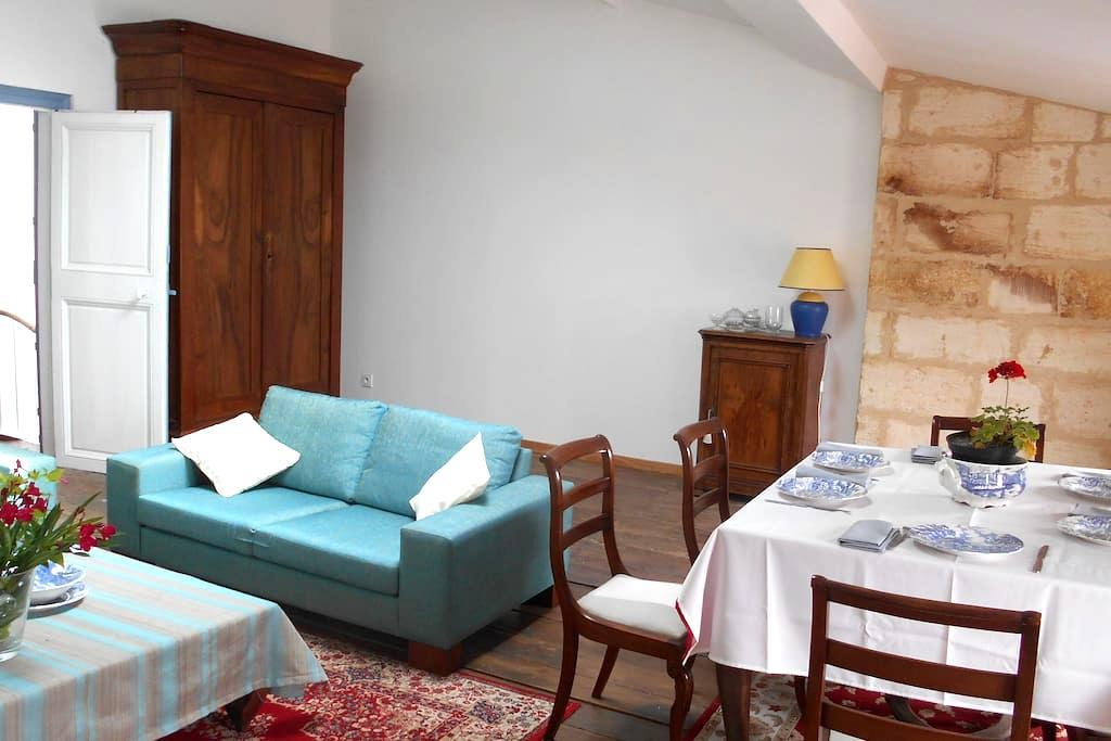 Bel appartement près des quais à Pauillac - Pauillac - Daire