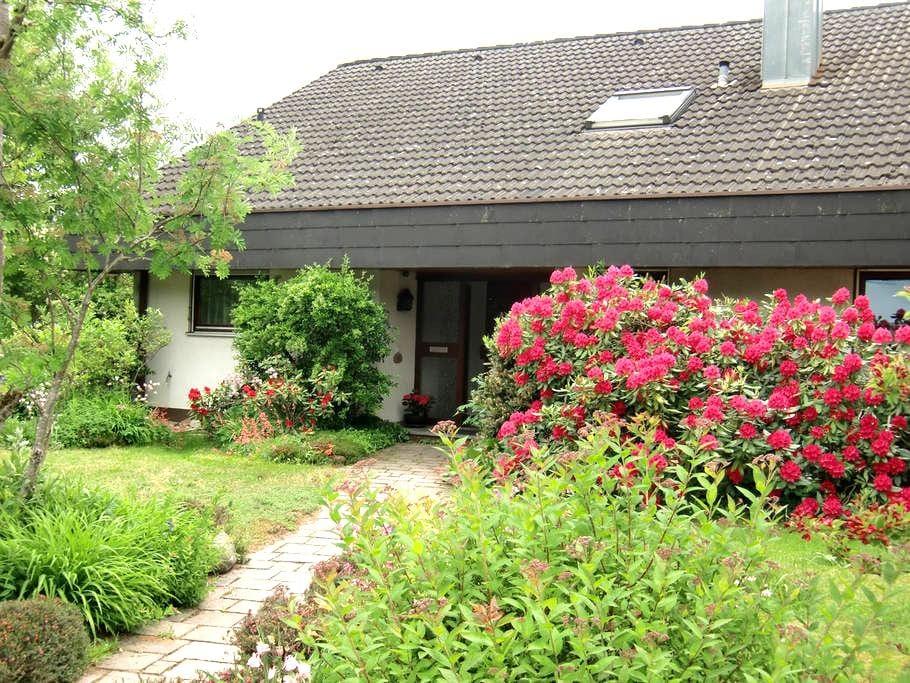 Haus Rüttmatt - Bad Säckingen - Apartamento