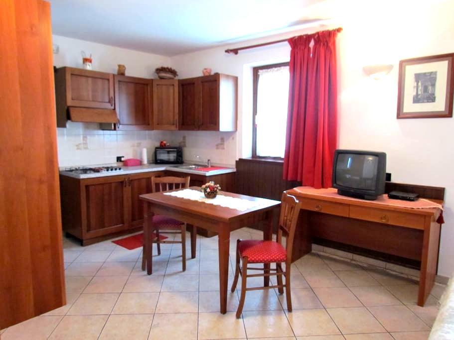 alloggio valle d aosta - Aosta Valley - Apartament