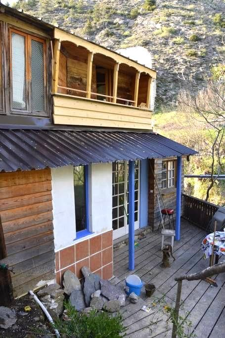 Gîte du Ruisseau - La Brigue - อพาร์ทเมนท์