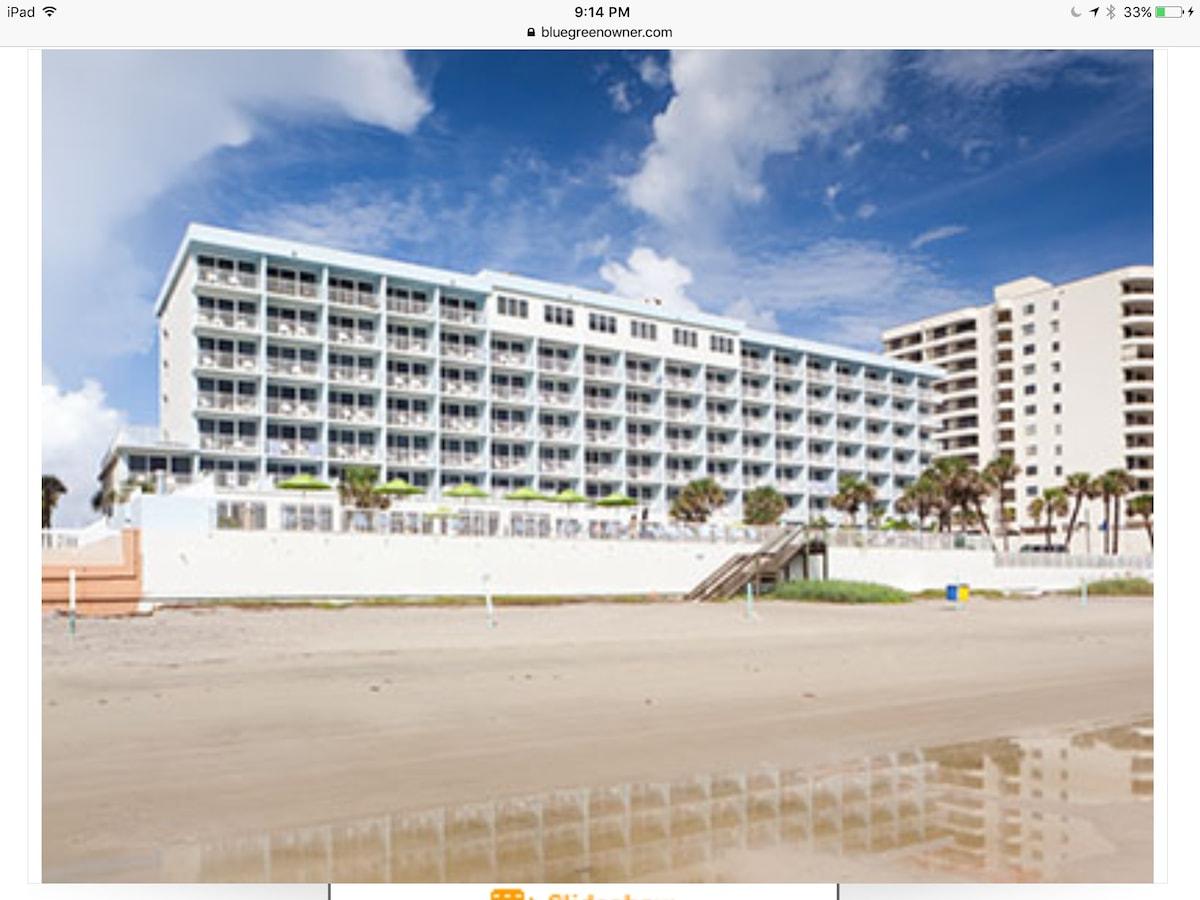 Daytona Seabreeze Resort Oceanfront Villas For In Beach Florida United States