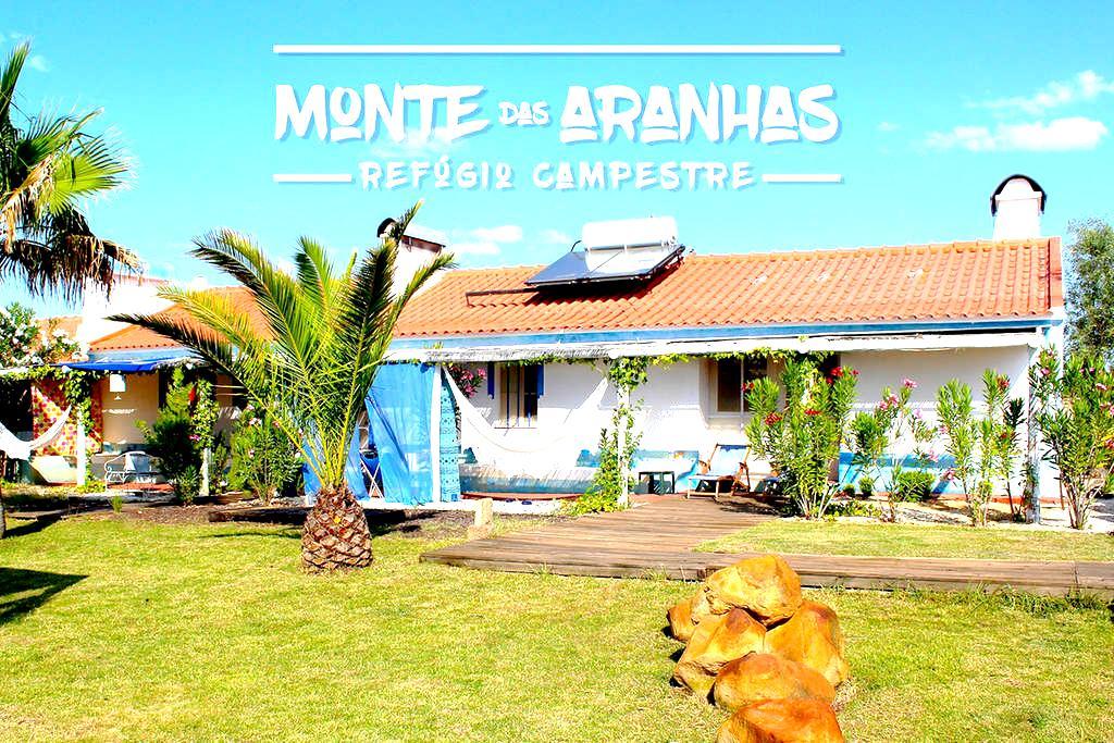 B & B Monte das Aranhas Main House - Vimieiro/Arraiolos/Èvora