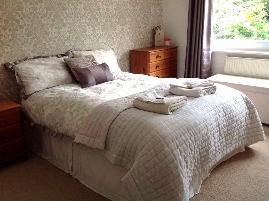 Sunny and spacious double Room - Close to C London - Central London - Apartemen