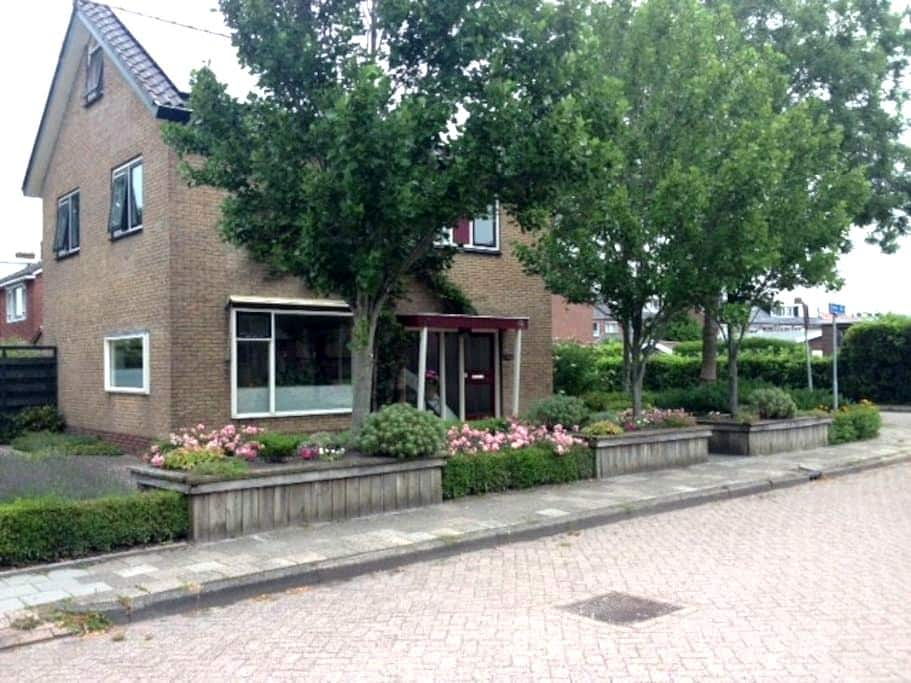 B&B in te centre of Friesland - Akkrum - Inap sarapan