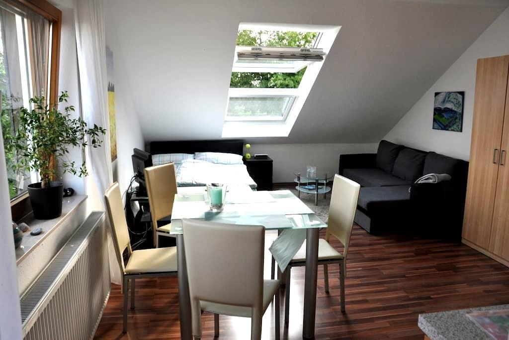Gemütliches 1Zi.- Appartement in Münster-Nienberge - Münster - Apartamento