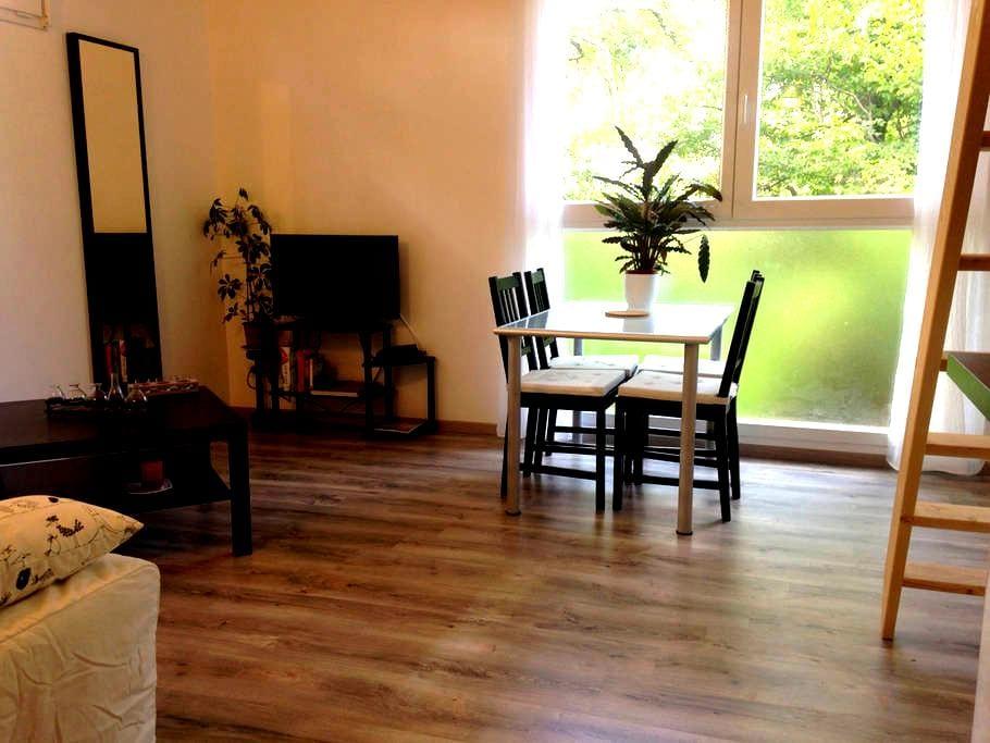 Appart moderne, agréable, verdoyant - Toulouse - Appartement