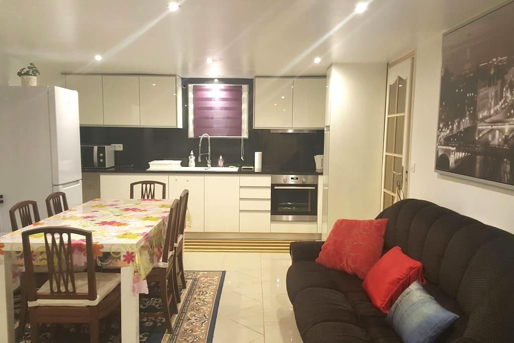 Maison tranquille à Franconville - Franconville - Apartment