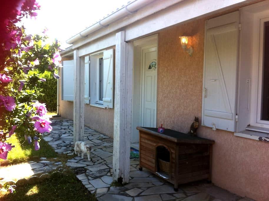 Maison calme proche Toulouse - Launaguet - House