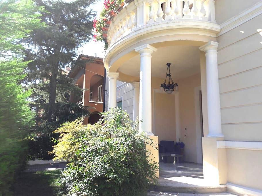 Charming,near historic centre,private bath,parking - เวโรนา - วิลล่า