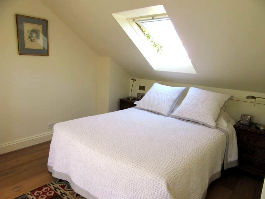 Double Bedroom with Ensuite Bathroom - London - House