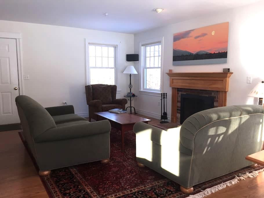 Bunk Room in Beautiful House on Mtn - Carrabassett Valley - Hus