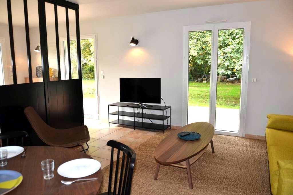 Jolie maison de 74 m² au calme - Sainte-Eulalie - Haus