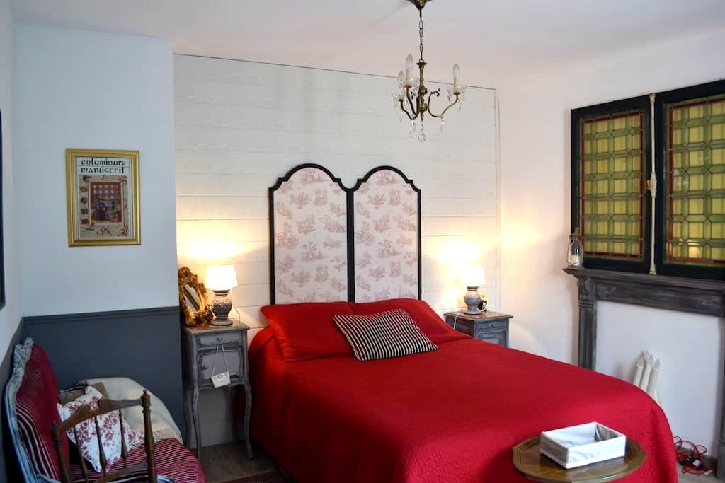 Le Carbet Normand - Longvillers - Bed & Breakfast