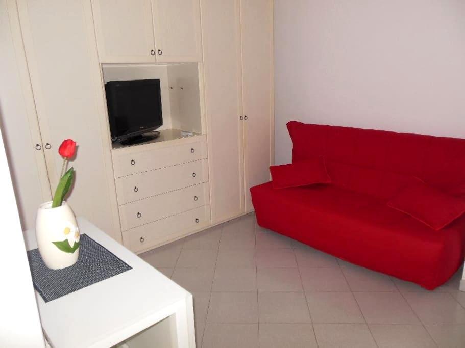 Uno scorcio sul mare - Appartamentino Indipendente - Gaeta - Apartment