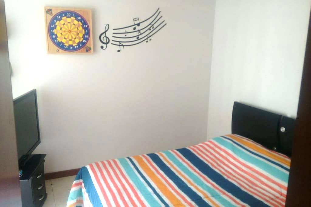 Habitación/Room in Eje Cafetero!!! - Dosquebradas - Huoneisto