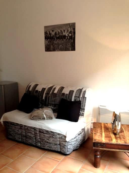 Appartement T2 indépendant - Gémenos - Apartamento
