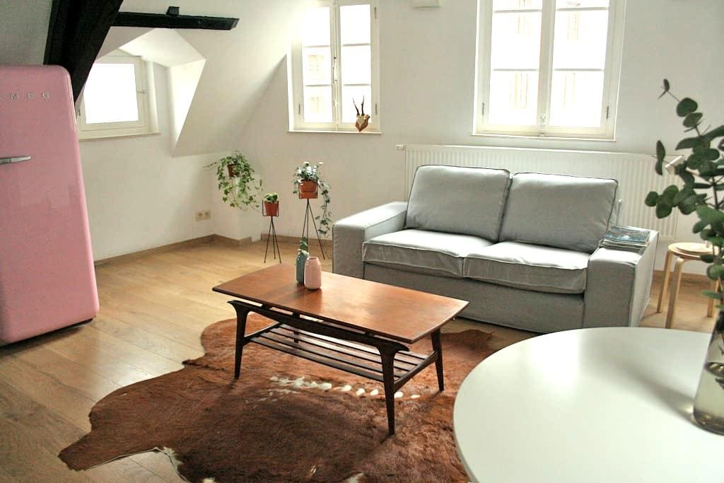 Apartment 1 min walk to Grand Place - Bruxelles - Wohnung
