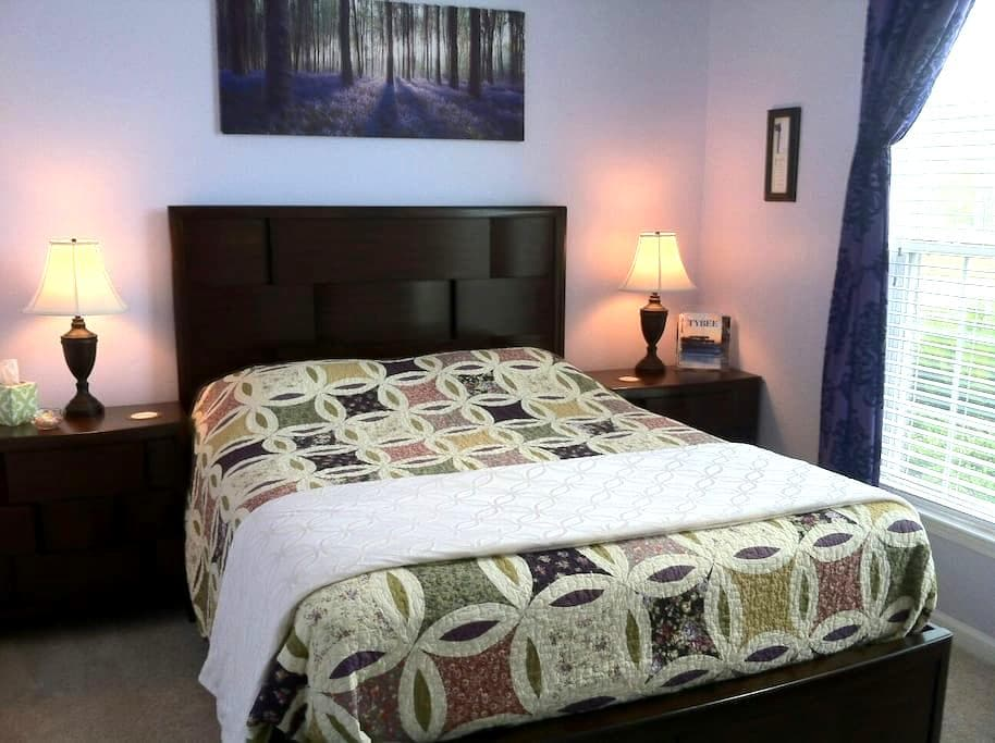 Lakeview House - Room 1 - Pooler - Dom
