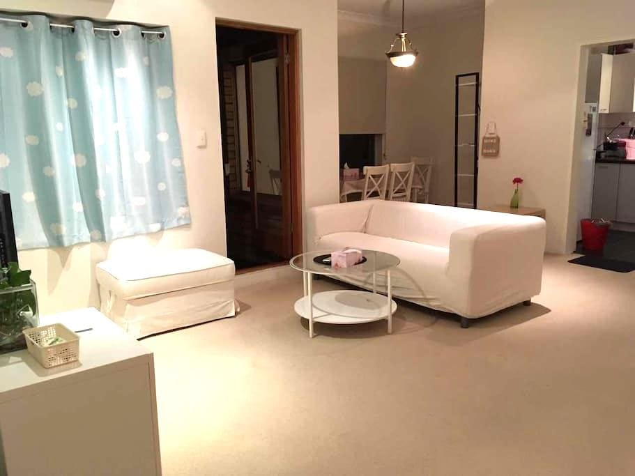 Clean Convenient home, Three rooms 华人区3房公寓 - Allawah