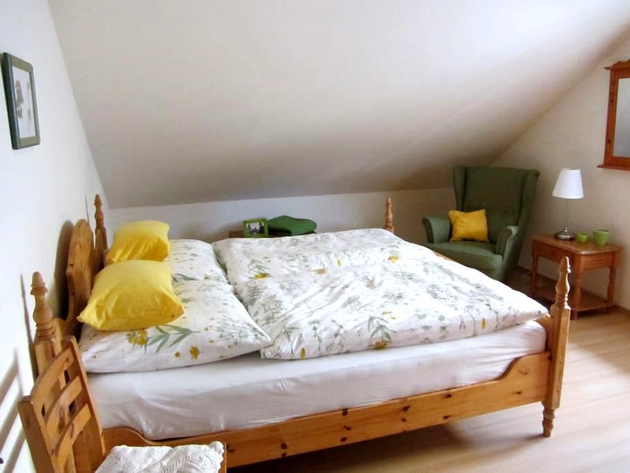 Ferienwohnung Löwenzahn & Rosarot - Oppenheim - Lägenhet