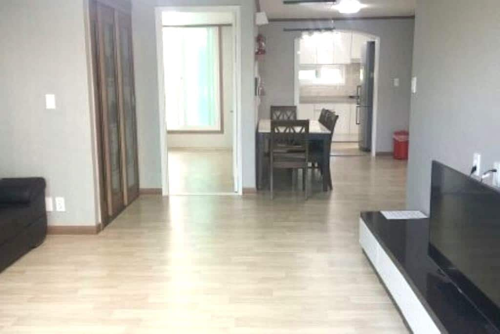 Rego House-Blue (3bed room, 2 bath) - Chuncheon-si - Apartment