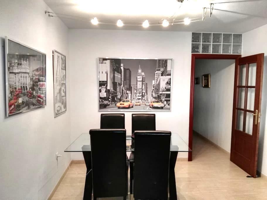 Perfect apartment to spend your holidaysonthebeach - Almería - Leilighet