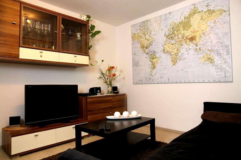 modern 2-bedroom apartment  - Dresden - Lejlighed