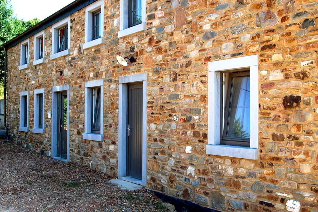 La Grange de Marcel - Malmedy - Apartment