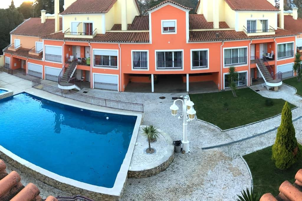 **Lodge Residence by Vila Palmeira**- Orange Heart - Tomar - Appartement