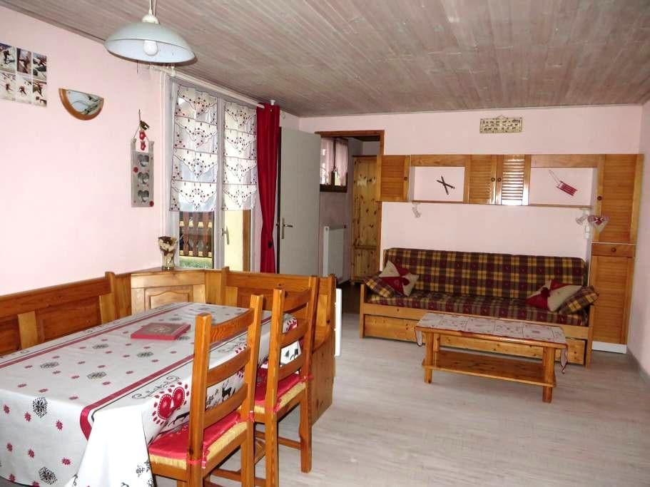 Appartement les Crocus - Prémanon - Flat