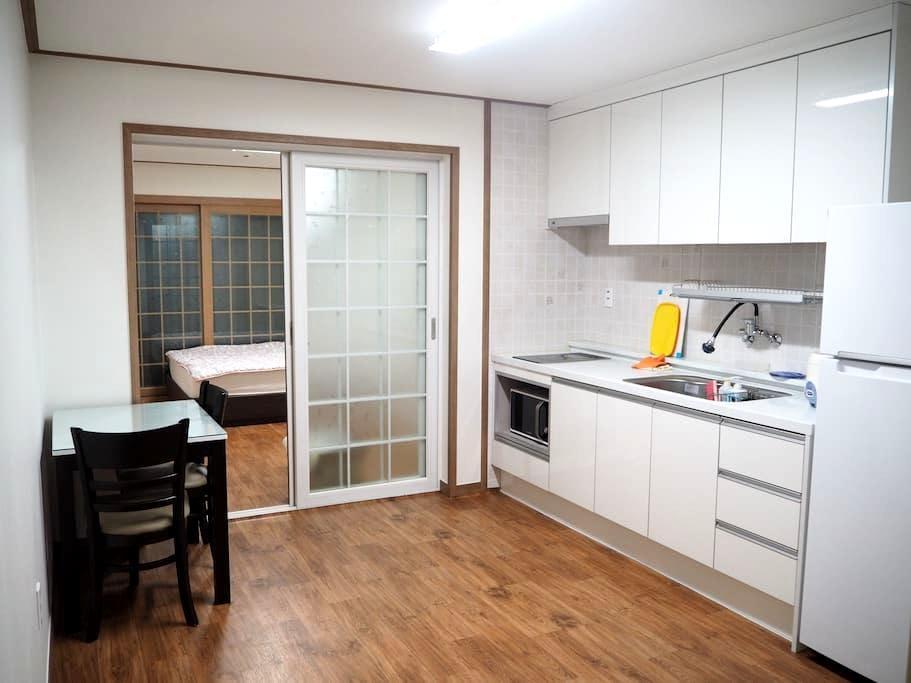 Jeju Seogwipo Gangjeong Rental House [Stay Juni] - Seogwipo-si - Dom