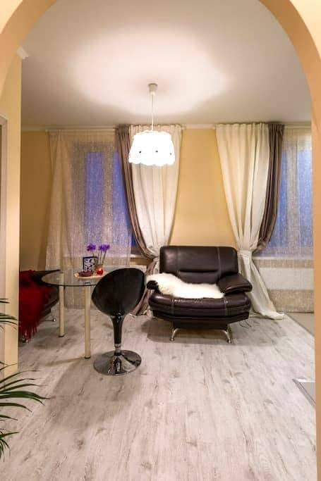 Очень атмосферное местечко ) - Lobnya - Apartment