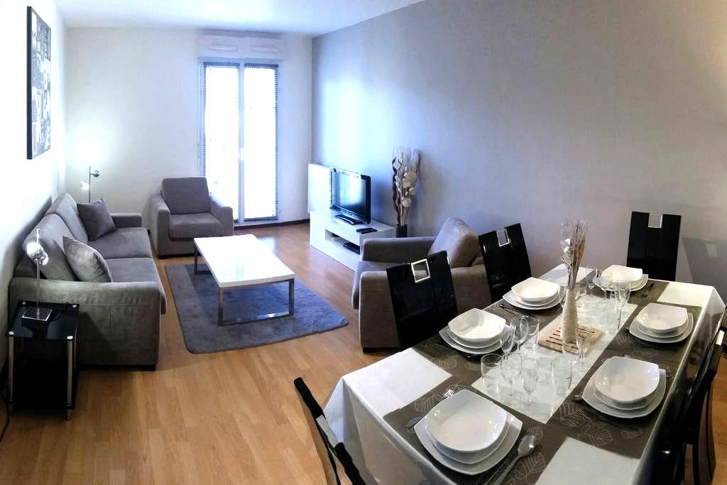Apartment in Chessy near DisneyLand and Paris - シェシー