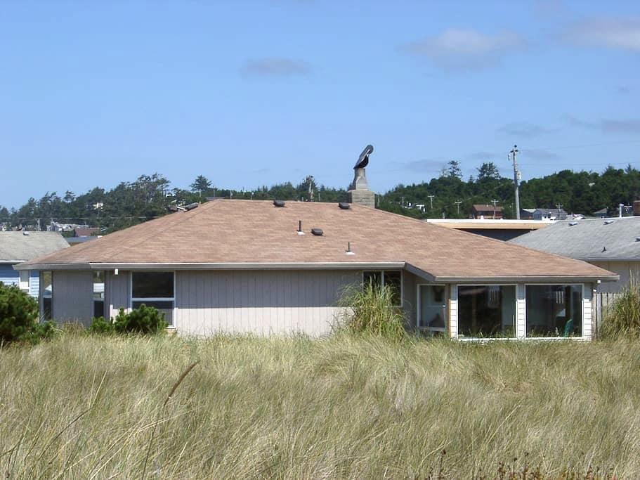 Bayshore Estates Beach House - Waldport - House