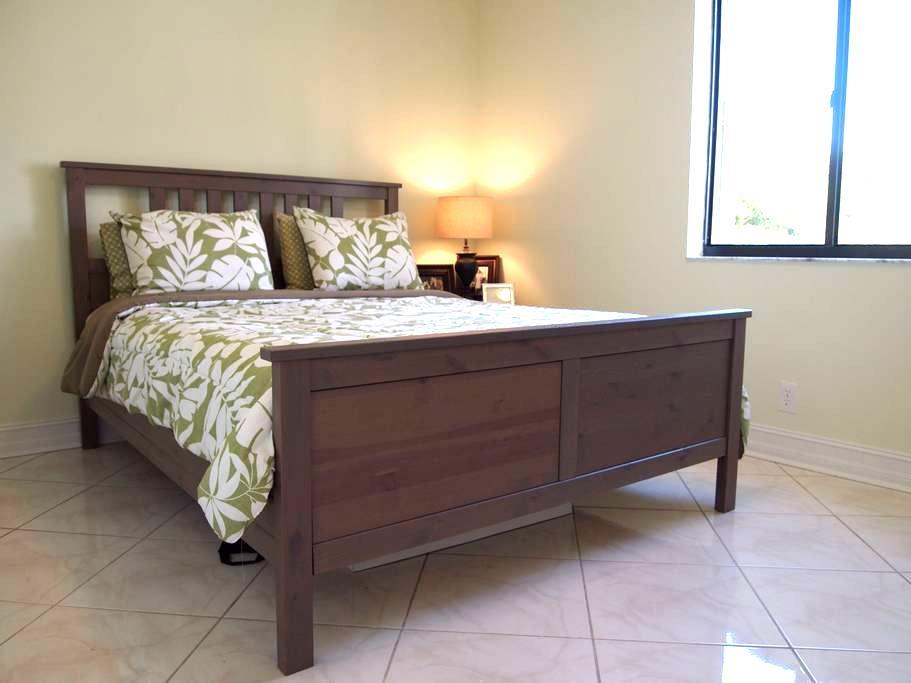 Centrally located stay in South FL! - Boynton Beach - Wohnung