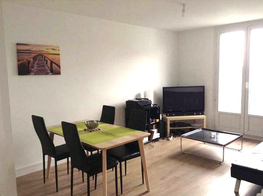 Appartement à 5 min du centre ville proche parking - Quimper - Apartmen